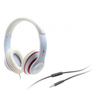 Headphones Gembird MHS-LAX White Los Angeles w/Mic for Smartphone/PCf