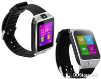 "Smart watch phone 1.54"" LDK V7U Silver w/SIM/0.3MP Camera/BT/Touch"