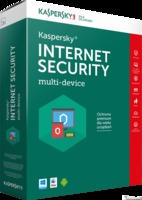 Antivirus Kaspersky Internet Security Multi Device 2016, 3+1 pcs 1Year