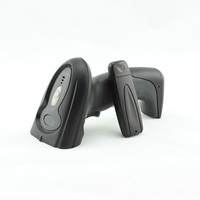 BarCode Scanner Symcode MJ-8900C Handheld Long distance USB Black