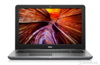 "DELL NB Inspiron 5567, Intel Core i7-7500U(up to 3.10 GHz, 3M Cache), 15.6"" FHD (1920x1080) AG, 8GB (1x8GB) DDR4, 256GB SSD, AMD R7 M445 GDDR5 4GB, DVD+/-RW, Wireless, BT, Ubuntu 16.04, 3-cell, Black, 3Y"