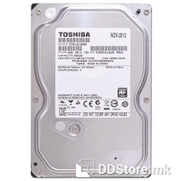 "HDD Toshiba 3.5"" 500GB 32MB SATA III , 7200 RPM"