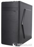 Spire Case SPC1410B Micro  ATX, 650W, 20+4pin, 2xUSB 2.0, Audio
