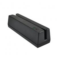 Tysso Magnetic Stripe Reader (MSR), 300,000 passes, Zenis, Black