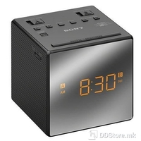 Digital Tuner & Alarm Clock Sony ICF-C1B Black