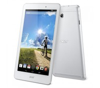 "Acer Iconia A1-840 Aluminium Silver/White 16GB WiFi Tablet + Acer Iconia A1-84X Bumper Case WHITE - protective case, P/N:, 8.0"" Active Matrix TFT Color LCD WXGA LED Multi-touch Screen..."