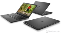"Notebook Dell Inspiron 3567 i3-6006U 4GB/1TB/M430 2GB/DVDRW/15.6"" HD LED/Linux/Black"