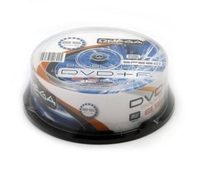 DVD+R DL 8.5GB 8x Freestyle 25pcs Cakebox