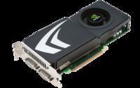 ®N250-1DDN-C3DY GeForce GTS250 512MB GDDR3, (738/2200MHz) 256Bits + Dual DVI + HDTV + Dongle (FAN)