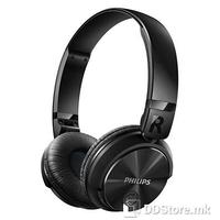 Headphones Philips Bluetooth SHB3060 Black