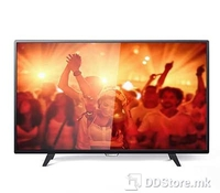 "PHILIPS 43PFS4001, 43"" (109cm) FullHD Ultra Slim LED TV, Resolution 1.920 x 1.080, Full HD, 1080p, 200PPI, Digital Crystal Clear, tuner DVB-T/C/S, Speakers Total 16W RMS Dolby Digital Plus, DTS, Connections: 3 x HDMI, 1 x USB, 1 x Scart, 1 x Componen"