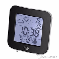 Meteo Station/Alarm clock Trevi ME 3106 Black