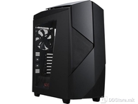 NZXT NOCTIS 450 MID TOWER CHASSIS  (MATTE BLACK)