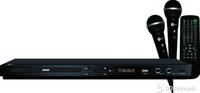 DVD Player MPman XVDK800 Karaoke USB/HDMI w/2x Microphones