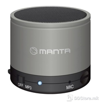 Speaker 1.0 Manta Bluetooth BOB SPK411