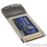 Ethernet Card PCMCIA D-Link 10/100 DFE-690TXD
