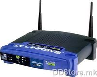 Linksys WRT54GL-EU Wireless-G Router
