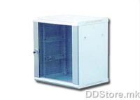 "Rack Cabinet 19"" 12U Metal Wall Mounted"