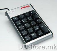 18.02.3230-20 ROLINE USB Keypad