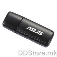 Asus Mini Bluetooth Dongle (Black) Tiny Size and Colorful Design Bluetooth 2.0+EDR, Class 2, 10m