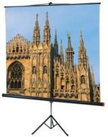 Projection Screen 155x155 w/Tripod S