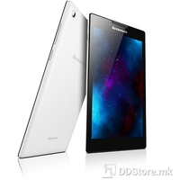 "Tablet PC Lenovo IdeaTab 2 A7-30D 1.3GHz/1GB/8GB-WiFi/BT/3G/7"" LED Capacitive/White/A4.4"