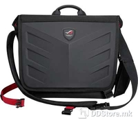 "ASUS ROG Ranger Messenger, 15,6"", Color: Black, Dimensions: 440(L) x 105 (W) x 360 (H)mm, Material: Ballistic nylon, rubber, Weight: 1220g, P/N: 90XB0310-BBP000"