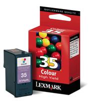 LEXMARK N35 XL Clr - 475pgs - X5070/5