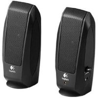 Speakers Logitech S120 Black