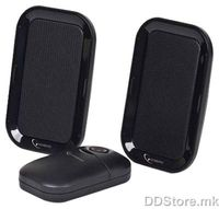 Speakers 2.0 Gembird SPK 623 Portable USB Black