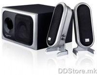 Speakers 2.1 Gembird WCS-221 Wooden