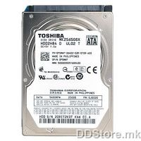 "HDD Toshiba Ramp-Load 250GB 2.5"" 8MB SATA Internal"
