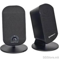 Speakers 2.0 Gembird SPK721U USB