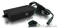 Notebook Universal Power Adapter 90W Hantol AV CAR