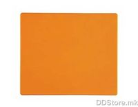 18.02.2008-60, Mouse Pad, ultra thin, antimicrobial, orange