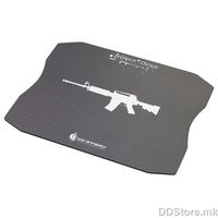 CoolerMaster Gaming Mouse Pad SGS-6010-KHM-1-GPHS-M WEAPON OF CHOICE M4 SSK
