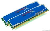 RAM Kingston DIMM HyperX Blue 4GB (2x2GB) DDR3 1600MHz