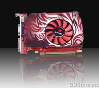 VGA AFOX ATI Radeon HD4670 1GB PCI Express