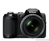 DC Nikon COOLPIX L120 Black 14.1 MP 21x