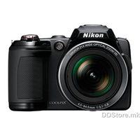 DC Nikon COOLPIX L120 Black 14.1 MP 21x