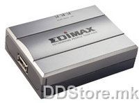 Print Server Wired10/100Mbps 1 Port USB 2.0 for MultiFunctional Printers