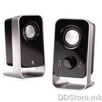 LS11 Black, 2.0 Speaker System, 3W RMS, 980-000046