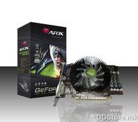 AFOX NVIDIA GTS450 PCI-E 1GB DDR3 128bit, Chipset GTS450  783MHz Core Clock, Memory clock 1333MHz, HDMI, DVI, VGA, AF450-1024D3H1