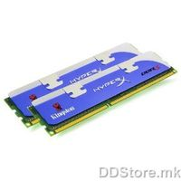 Kingston HyperX Genesis 4GB 1600MHz (2x2GB) DDR3 Non-ECC CL9 DIMM, KHX1600C9AD3K2/4G