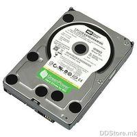 HDD 1.5TB WesternDigital 7200rpm 64MB Cache SATA-3 Caviar Green WD15EARX