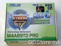 M4A89TD PRO/USB3, Socket AM3, AMD, AMD 890FX/SB850, Up to 5200 MT/s ; HyperTransport™ 3.0, 4DDR3(Dual Channel), DDR3  2000(O.C.)/1333/1066 ECC,Non-ECC,Un-buffered Memory, Graphic slot 2 x PCIe 2.0 x16 support ATI CrossFireX™ technology(@dual x8 s