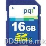 16GB PQI SDHC Card Class4