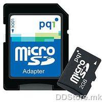 PQI MICRO SD 2GB