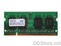 4GB DDR3 1333MHz 204pin SO-DIMM, PQI CL9