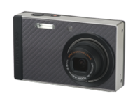 """General Electric PJ1 Silver, 14 Mpixels, 7x optical zoom, PROJECTOR integrated !!!, 28mm wide angle lens, HD video, HDMI, 3.0"""" display, Optical I.S., face and smile detection, Lithium-ion, SDHC"""